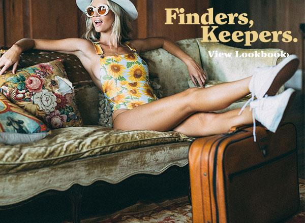 Finders Keepers: View Lookbook