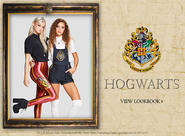 Hogwarts: View Lookbook