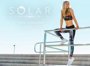 Solar Flare: View Lookbook