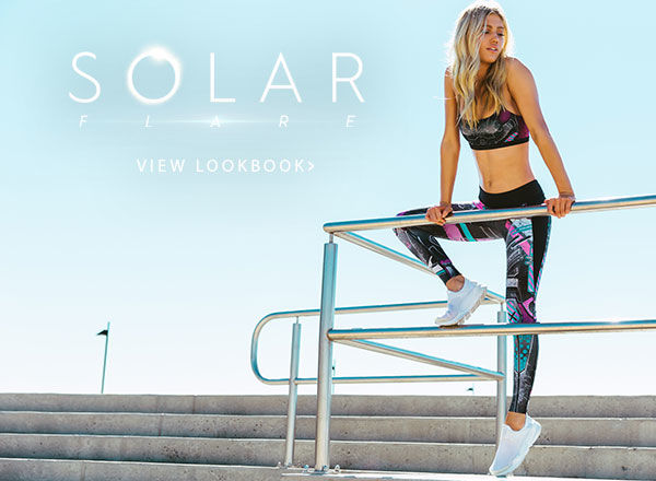 Solar Flare: View Lookbook